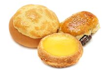 Free Chinese Pastry Royalty Free Stock Image - 5654196