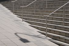 Free Stairs Royalty Free Stock Photography - 5654507