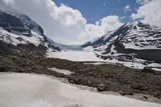 Free The Glacier Stock Images - 5655554