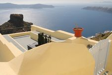 Free Santorini, Greece Royalty Free Stock Images - 5655609