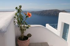 Free Thira, Santorini, Greece Royalty Free Stock Photos - 5655618
