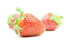 Free Fresh Strawberry Stock Photography - 5655672