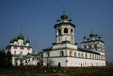 Free Monastery Royalty Free Stock Photography - 5655887