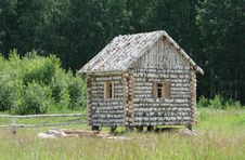 Free Birch Small House Stock Photos - 5657083