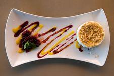Free Dessert Royalty Free Stock Photo - 5657265