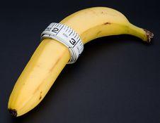 Free Banana Measurements Stock Photo - 5658850