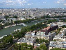 Free Paris From Tour Eiffel Stock Photos - 5659173