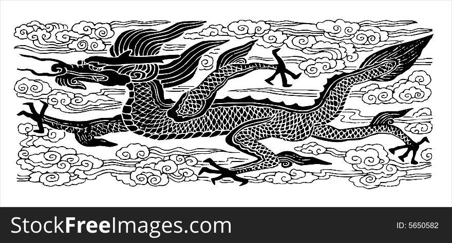 Myth dragon