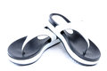 Free Leather Flip Flops Royalty Free Stock Photos - 56572138