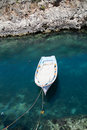 Free Boat In Bay Royalty Free Stock Photography - 5661827