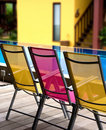 Free Deckchairs, Royalty Free Stock Photo - 5662965