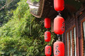Free Red  Chinese Lantern Stock Images - 5666354