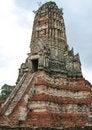 Free Wat Chai Wattanaram In Ayuthay Stock Photo - 5669410