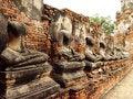 Free Ayuthaya Temple Royalty Free Stock Photos - 5669478