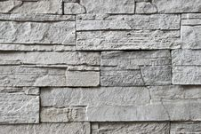 Free Stone Brick Wall Royalty Free Stock Photography - 5660267