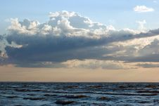 Free Sea Landscape Royalty Free Stock Photography - 5660367