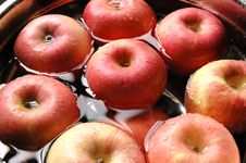 Free Red Apples Stock Photography - 5661062