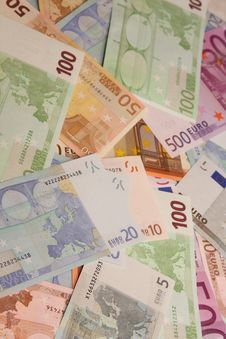 Free European Banknotes Royalty Free Stock Photo - 5661065