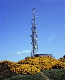 Free Telecommunications Mast Stock Photo - 5661910