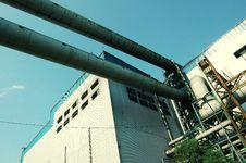 Free Steel City Stock Photos - 5662043