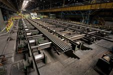 Free Ironworks Stock Photo - 5662180