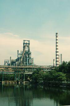 Free Steel City Stock Photo - 5662970