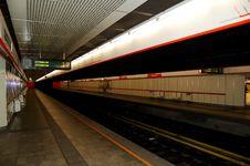 Free Underground Station Royalty Free Stock Photo - 5664485