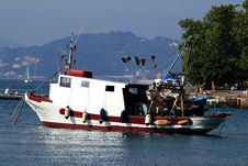 Free Fishing Boat Stock Photo - 5664540