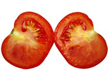 Free Tomato Half Stock Image - 5665571
