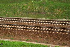 Free Rails 1 Stock Image - 5666181