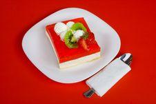 Free Fruit Cake Stock Photo - 5667500