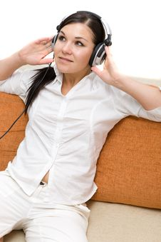 Free Enjoying Music Stock Photo - 5667520