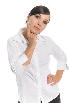 Free Businesswoman Stock Image - 5667681