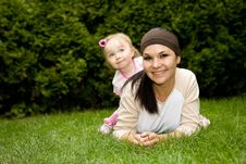 Free Mother And Daughter Stock Photo - 5667830
