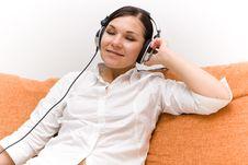 Free Enjoying Music Stock Image - 5668071