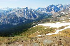 Free Top Of Mountain Whistler Stock Photos - 5668103