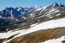 Free Snow Mountain Ranges Stock Photos - 5668213