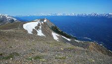 Free Top Of Mountain Whistler Stock Photo - 5668380