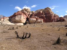 Free Red Rock Canyon Stock Image - 5668391