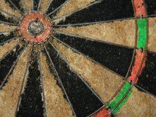Free Dart Board Royalty Free Stock Image - 5668406