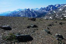 Free Top Of Mountain Whistler Stock Image - 5668421