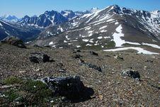 Free Top Of Mountain Whistler Stock Photos - 5668433