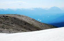 Free Top Of Mountain Whistler Stock Image - 5668461