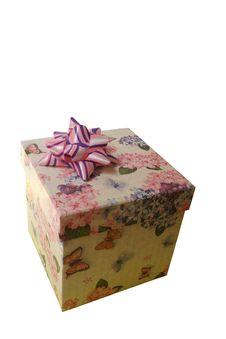 Free Gift Box Stock Image - 5668751