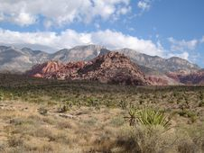 Free Red Rock Canyon Stock Image - 5669061