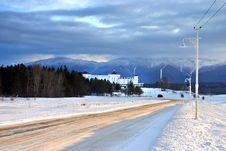 Free Bretton Woods, New Hampshire Stock Image - 5669721