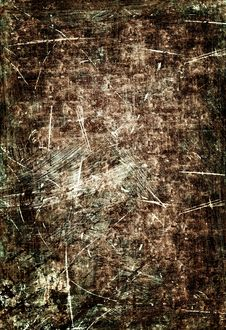 Free Brown Grunge Background Royalty Free Stock Photography - 5669727