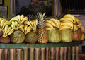 Free Banana And Melon Stock Image - 5675091