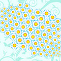 Free Floral Background Stock Image - 5678061