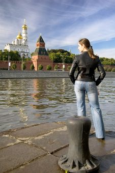 Free Welcome To Moscow Stock Photo - 5670170